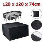 Waterproof Outdoor Air conditional Cover Square Furniture Protection Heavy Duty