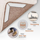 8PCS Gripper Tape Rug Sided Carpet Double Duty Strongest Heavy Tapes Reusable