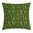Sage Throw Pillow Cases Cushion Covers Home Decor 8 Sizes by Ambesonne