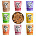 Barking Heads Dog Food Wet Adult / Puppy Feed Chicken Lamb Salmon Pouches 300g