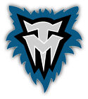 Minnesota Timberwolves NBA Basketball  Car Bumper Sticker - 3'', 5'' or 6'' on eBay