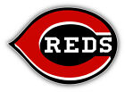 Cincinnati Reds MLB Baseball Slogan Logo Car Bumper Sticker  - 9'', 12'' or 14'' on Ebay