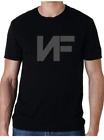 Men's NF Rapper Design T Shirt - S - 2XL image