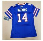 NIKE NFL BUFFALO BILLS SAMMY WATKINS WOMEN'S FOOTBALL HOME LIMITED JERSEY STITCH $16.99 USD on eBay