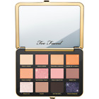 Hot Too Faced White Peach Eye Shadow Palette 12 Shades,Fast Shipping