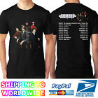 MS0153 ELECTRIC SIX ELECTRIC 6 WORLD TOUR 2018 T-SHIRT