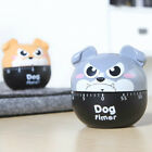Cute Dog Mechanical Kitchen Cooking Timer Clock Alarm 60 Minutes Countdown Alarm