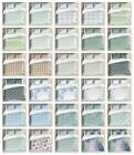 Teal and White Duvet Cover Set Twin Queen King Sizes with Pillow Shams Ambesonne image
