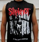 SLIPKNOT  PUNK ROCK  SLEEVELESS SHIRT MENS SIZES image
