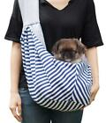 Timetuu BUY Hands-Free dog Carrier Sling , Soft Zipped POCKET, Waterproof...
