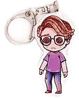 Identity V Game Doctor Gardner Coordinator Mechanic The Ripper Acrylic Keychain