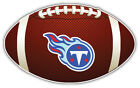 Tennessee Titans NFL Logo Ball Car Bumper Sticker Decal  - 9'',12'' or 14'' on eBay