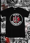 DEAD KENNEDYS LOGO PUNK ROCK T SHIRT MEN'S SIZE image