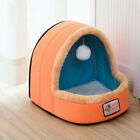 Warm Kitten Cat/Dog Cave Igloo Nest House Puppy Pet Sleeping Bed Mat Pad Gift