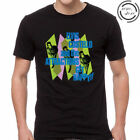 Elvis Costello And The Attractions Get Happy Black T-Shirt Size S M L XL 2XL 3XL