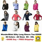 Kyпить Wonder Wink Nurse Silky Long Sleeve Layer Tee 2009 >NEW< ~Free Same Day Shipping на еВаy.соm