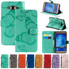 For Samsung Galaxy J7 Neo/J7 Core 2017 Leather Flip Stand Card Wallet Case Cover