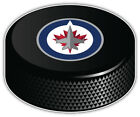 Winnipeg Jets Symbol NHL Logo Hockey Puck Car Bumper Sticker Decal-3'',5''or 6'' $3.5 USD on eBay