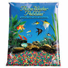 PURE WATER PEBBLES - 5 COLORS (5 lbs) Aquarium Gravel fish tank piedra pecera