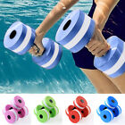 US EVA Water Weight Workout Aerobics Dumbbell Barbell Fitness Swimming $8.54 USD on eBay