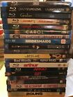 Assorted Blu-ray Movies Spiderman Bridesmaids Creed and more! (A-C)