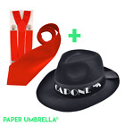 Gangster Costume Accessories 1920s Vintage Peaky Blinders The Great Gatsby Party