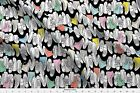 Punk Geek Retro 80S Fashion Sports Shoes Fabric Printed by Spoonflower BTY