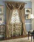 Luxurious Hyatt WINDOW TREATMENT,window curtain Panel or valance SOLD SEPARATE