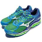 Mizuno Wave Enigma 6 VI Green Blue Men Running Shoes Sneakers J1GC16-1101