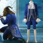 Beauty and the Beast Prince Adam Costume or Mask for Adult M