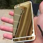 Chrome Mirror Skin Sticker For Apple iPhone Vinyl Wrap Cover Decal Protector