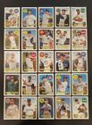 2018 Topps Heritage High Number SP YOU PICK FREE SHIPPING 701-725 SHORT PRINT