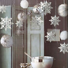 Christmas Winter Festival Party Ornaments Xmas Tree Hanging Decoration Gift