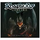 Dark Wings of Steel [Digipak] by Rhapsody of Fire (CD, Nov-2013, AFM Records)