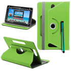 """Universal 360°Rotating Case Cover Fits 10""""/10.1""""inch Android & Windows Tablets"""