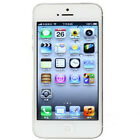 """Apple iPhone 5  """"Factory Unlocked"""" iOS Black and White Smartphone"""