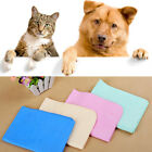 Absorbent Cleaning Soft Towel Blanket Microfiber Microfibre Wash Cloth Dog Pet