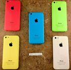 *Never Activated* Apple iPhone 5C - 16GB (Unlocked) White Blue Pink Green Yellow <br/> iPhones are still in plastic and have never been used