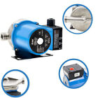 220V 218W/325W Automatic Hot Water Booster Pump 45/110LPM Flow Stainless Steel