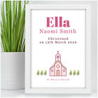 Baby Girl Christening Personalised Goddaughter Baby Girls Christening Gifts Her