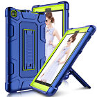 For Amazon Kindle Fire HD 8 2018 8th Gen Tablet Case Shockproof Stand Hard Cover