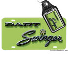 1973 Dodge Dart Swinger Printed Flat  Design License Plate Optional Key Ring $16.95 USD on eBay