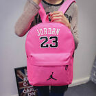 2018 NEW Jordan 23 School Backpack Fashion Star Oxford Schoo