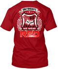 Supersoft Wear Red Day - Remember Everyone Deployed On Hanes Tagless Tee T-Shirt