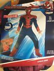 NEW, Disguise The Amazing Spider man Muscles Child Halloween
