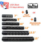 "US 7""9''12"" 13.5"" 15"" KeyMod Handguard Rail Mount Free Float Aluminum&Steel Nut Scope Mounts & Accessories - 52510"