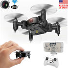 Nano Mini RC Quadcopter 2.4GHz 4CH 6-Axis Gyro 3D Drone FPV WIFI HD 0.3MP Camera