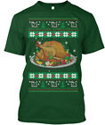 Easy-care Thanksgiving Day- Dinner Turkey Hanes Hanes Tagless Tee T-Shirt