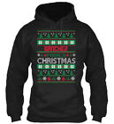 Sanchez Family Ugly Sweater S - Sanche2 Christmas Gildan Hoodie Sweatshirt