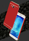 Electroplate Slim Hard Back Case Cover For Samsung Galaxy J7 Neo / J7 Core 2017